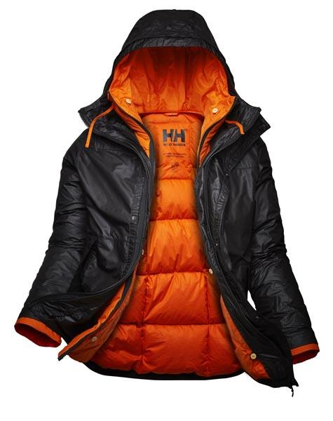 Arctic Patrol 3 in 1 Jacket HI