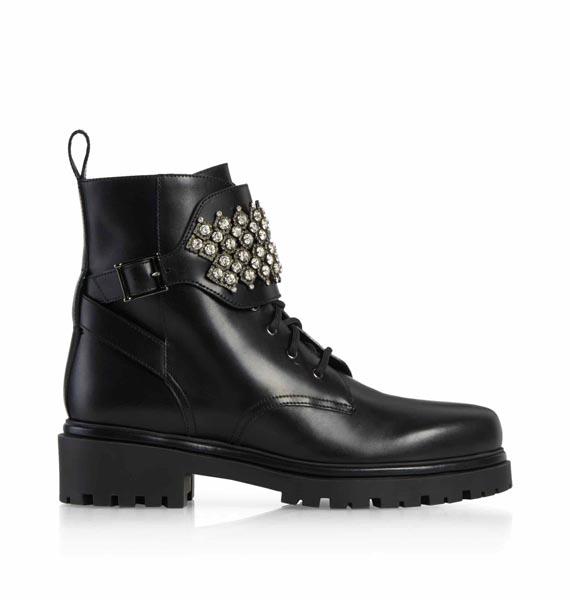 Cao Villa Biker Boots